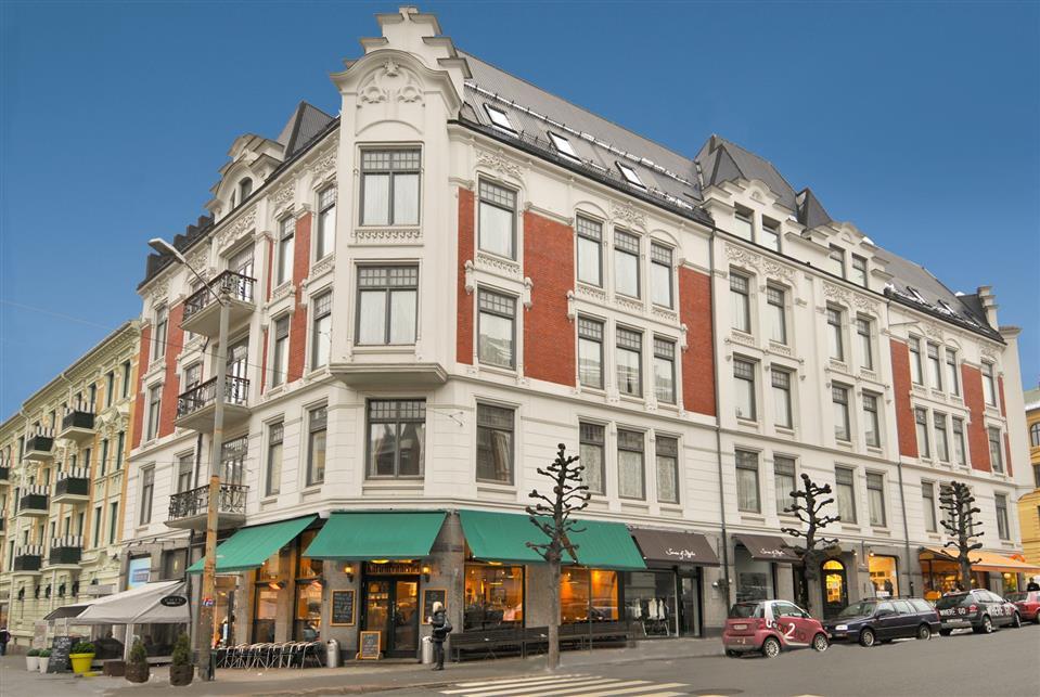Frogner House Apartments – Skovveien 8 Fasad