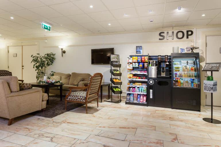 Scandic Ringsaker Shop