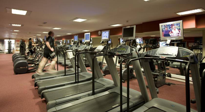 Clayton Hotel Sligo Gym