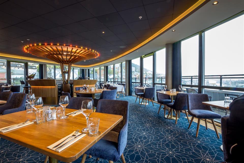 Magic Hotel Solheimsviken Restaurang