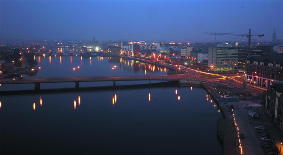 Limerick City Hotel River Shannon