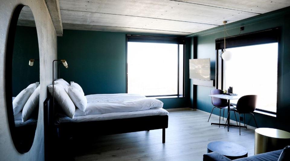 Comfort Hotel Porsgrunn Uppdragerat dubbelrum
