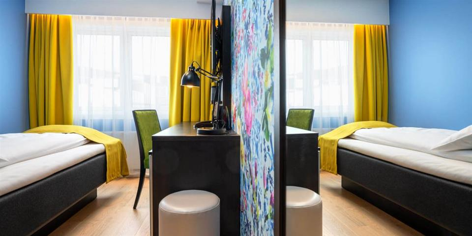 Thon Hotel Moldefjord Enkelrum
