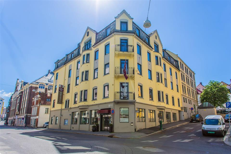 Best Western Plus Hotell Hordaheimen Fasad