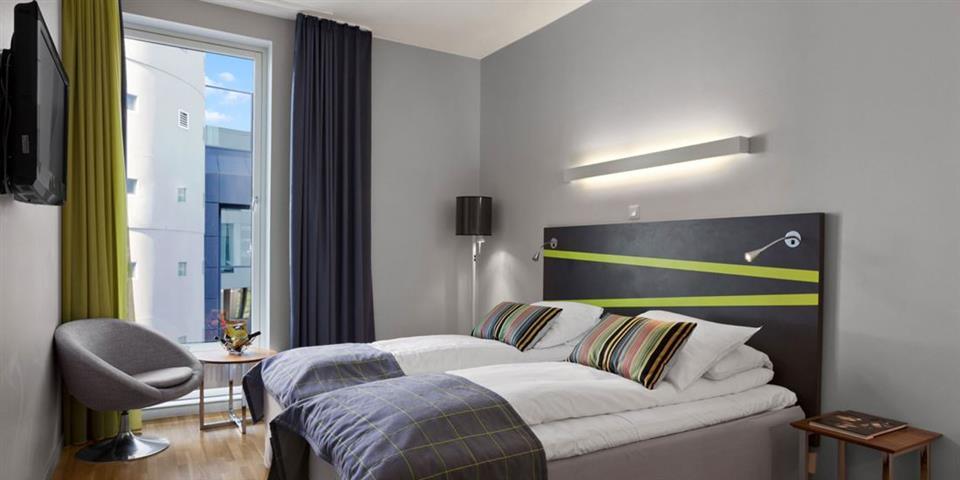 Thon Hotel Ullevaal Stadion Twin Room