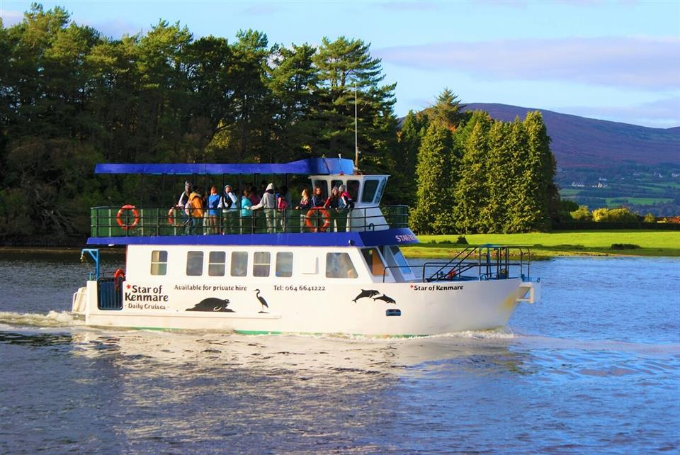 Ardmullen Oak Holiday Homes boat trip