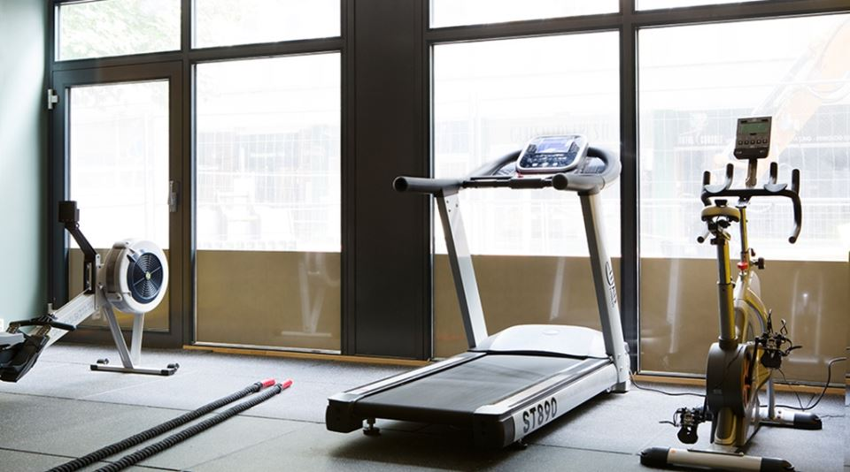 Comfort Hotel Bergen Gym