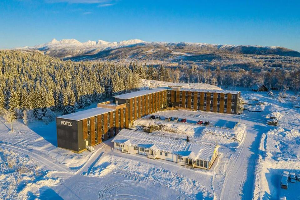 Sure Hotel Harstad Narvik Airport