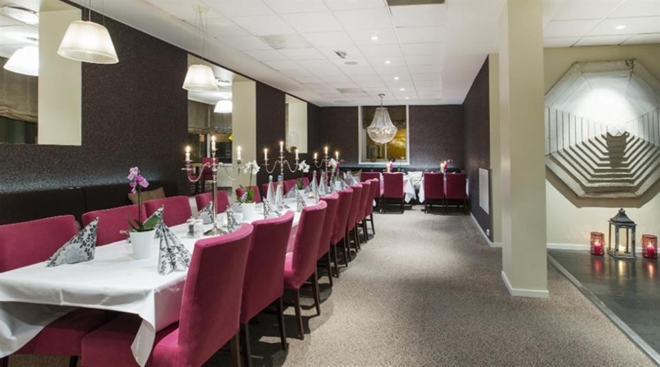 Quality Hotel Grand Kristiansund Restaurang