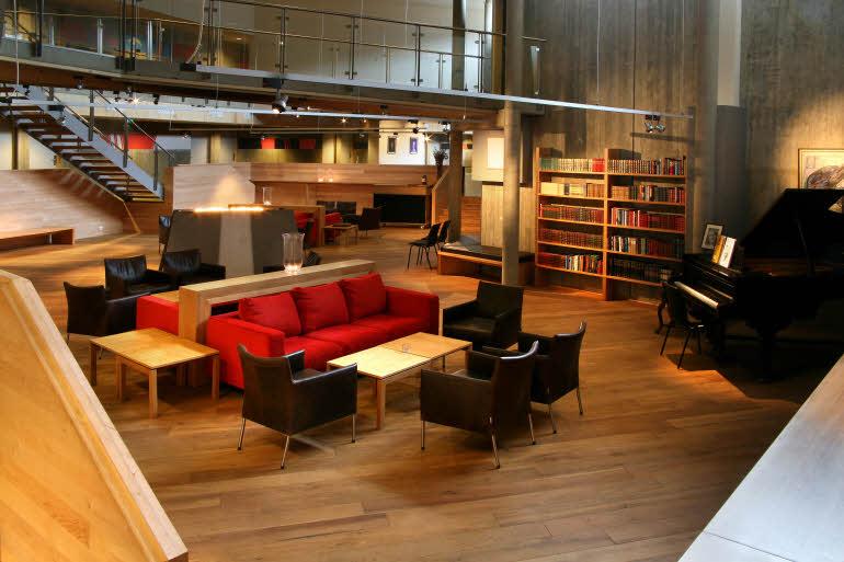 Scandic Stiklestad Bibliotek