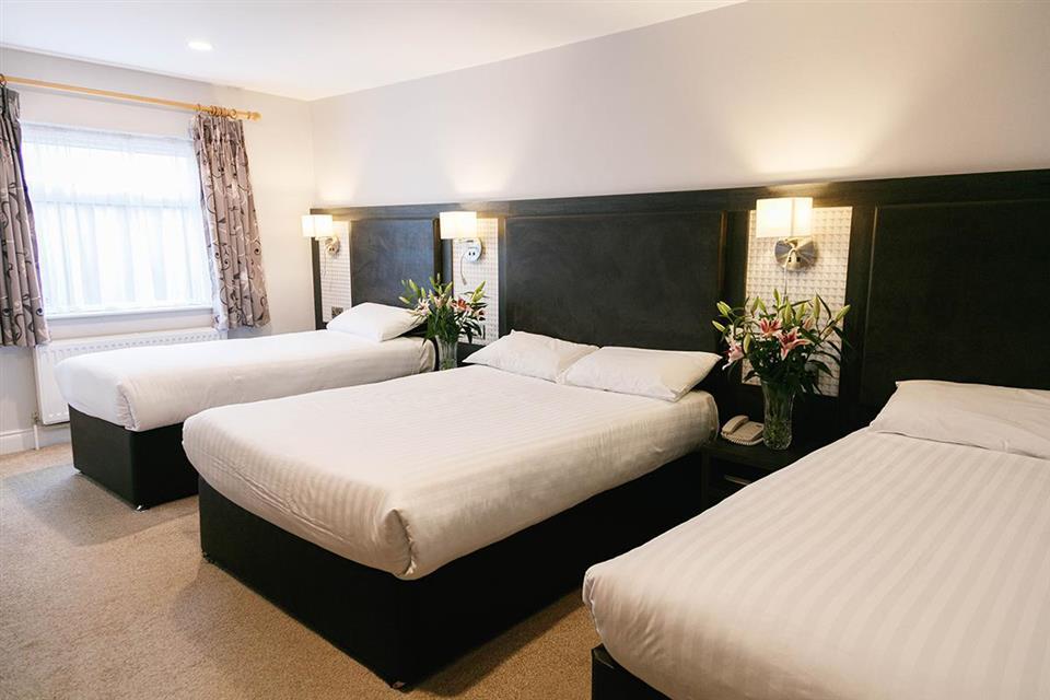 Hibernian Hotel Mallow Family Room