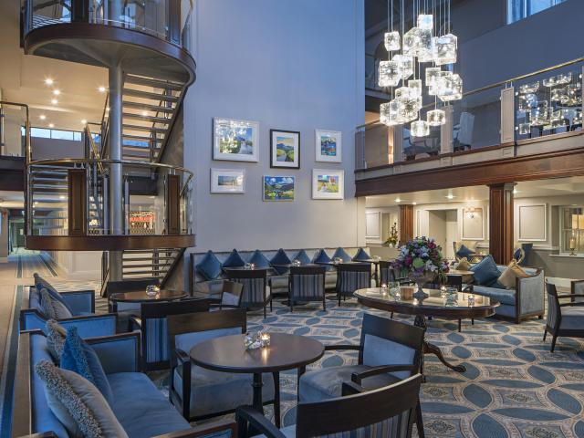 The Johnstown House Hotel Lounge