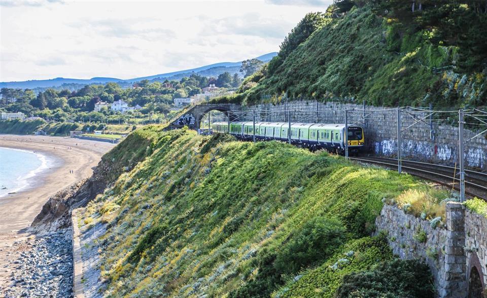 Fitzpatrick Castle Hotel Killiney Railway