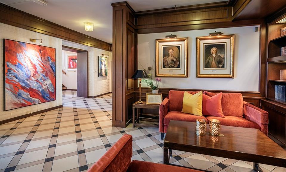 Hotell Refsnes Gods Lounge