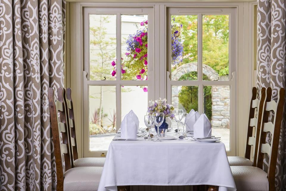 meadowlands hotel restaurant dining