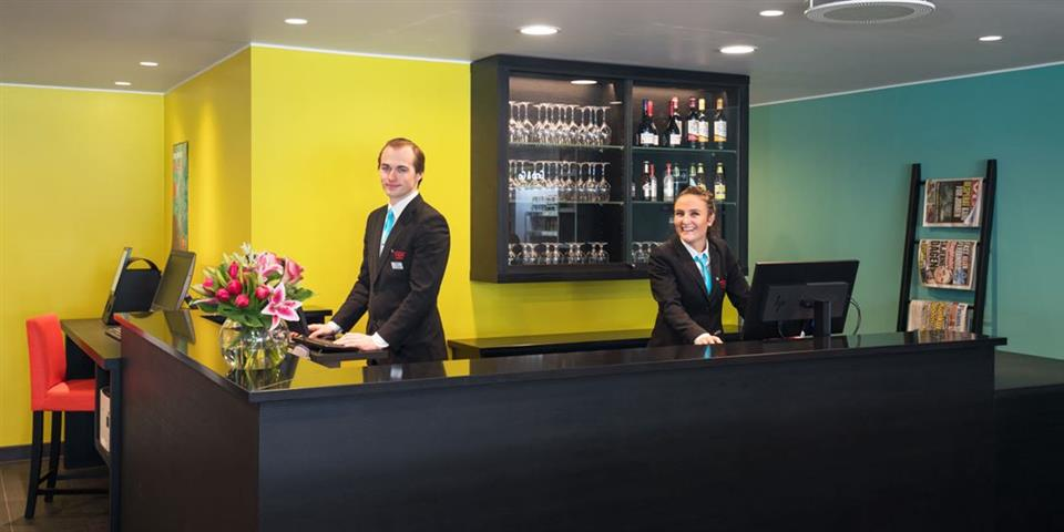 Thon Hotel Gardermoen Reception