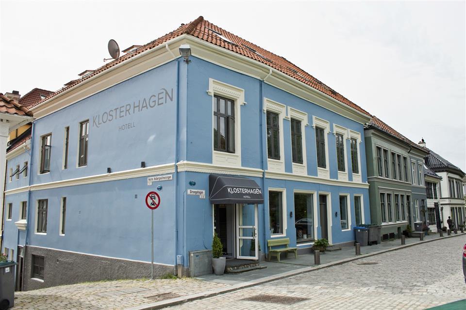 Klosterhagen Hotell Fasad