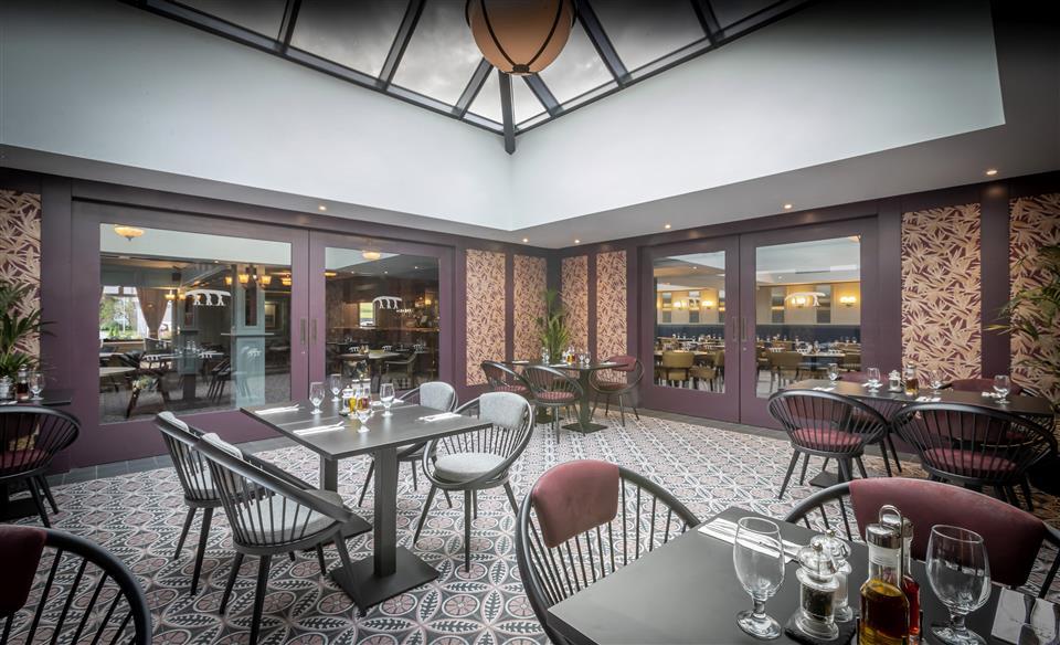 Dingle Skellig Hotel The Attrium