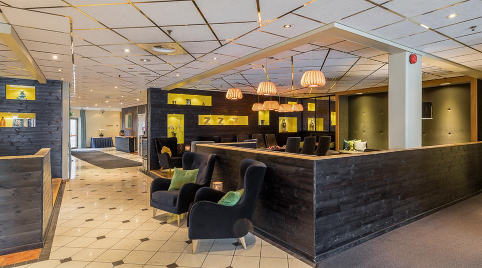 Quality Hotel Augustin Lounge