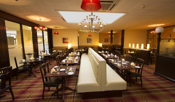 Treacys West County Hotel dining