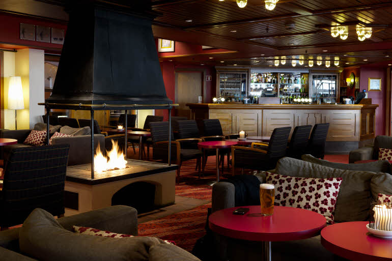 Scandic Holmenkollen Park Hotel Bar