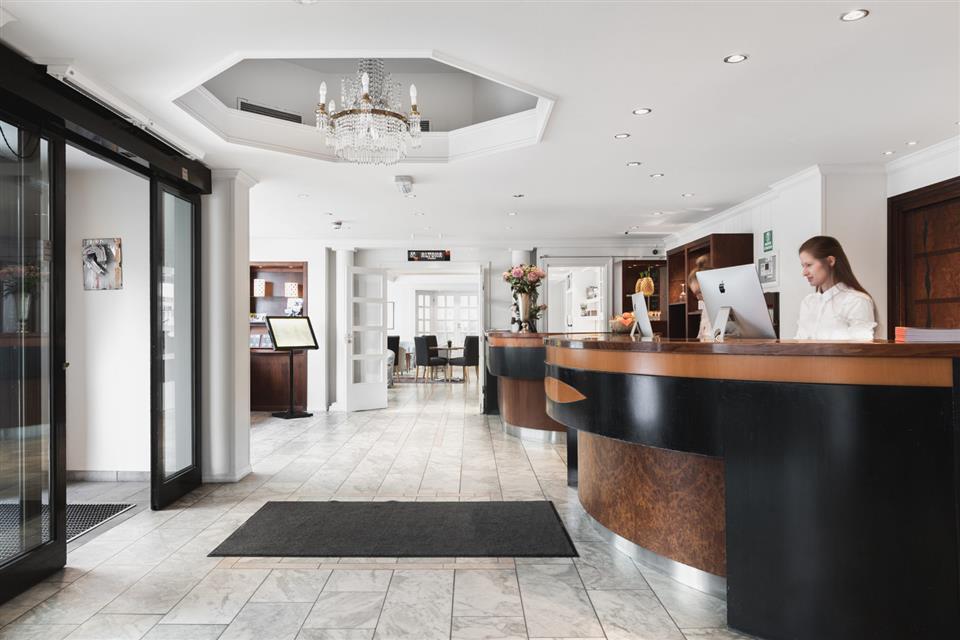 Augustin Hotel Reception