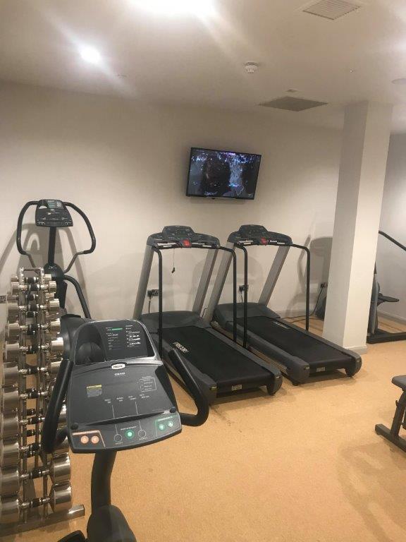 Maldron Hotel Sandy Road Galway gym