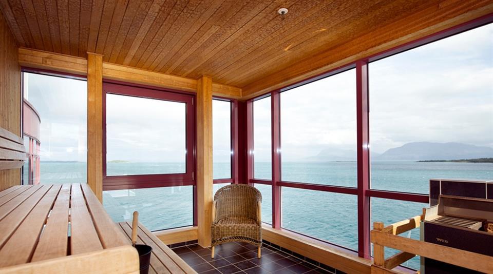 Clarion Collection Hotel Arcticus Sauna