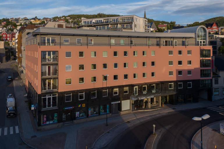 Scandic Harstad Fasad