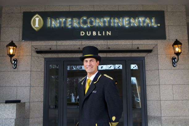InterContinental Dublin Welcome