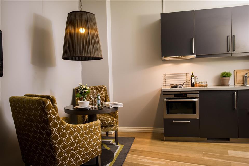 Frogner House Apartments – Skovveien 8 Kök