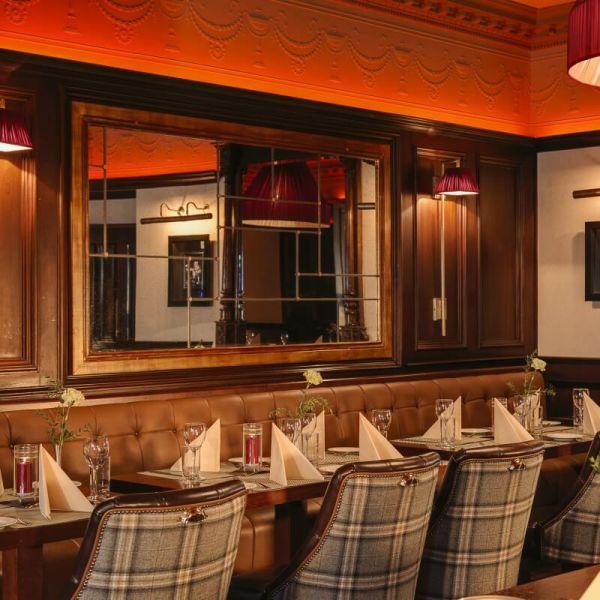 Grand Hotel Tralee restaurant