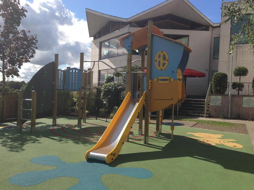 Clayton Hotel SIlver Springs Playground