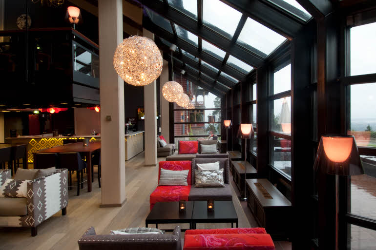Scandic Holmenkollen Park Hotel Café