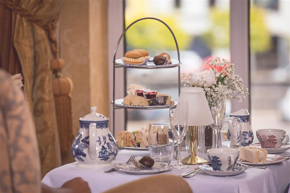 Canal Court Hotel Afternoon Tea