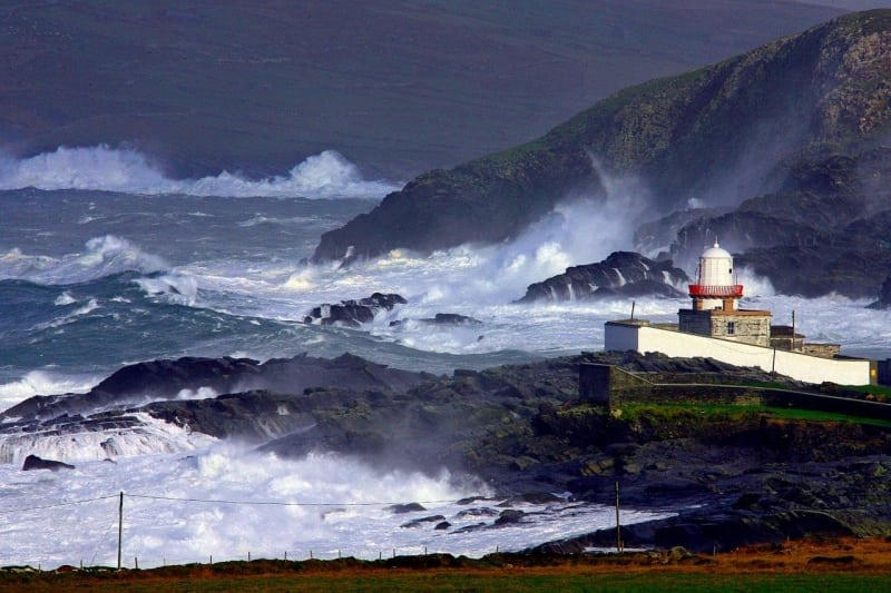 Cromwell Point Lighthouse Valentia Island