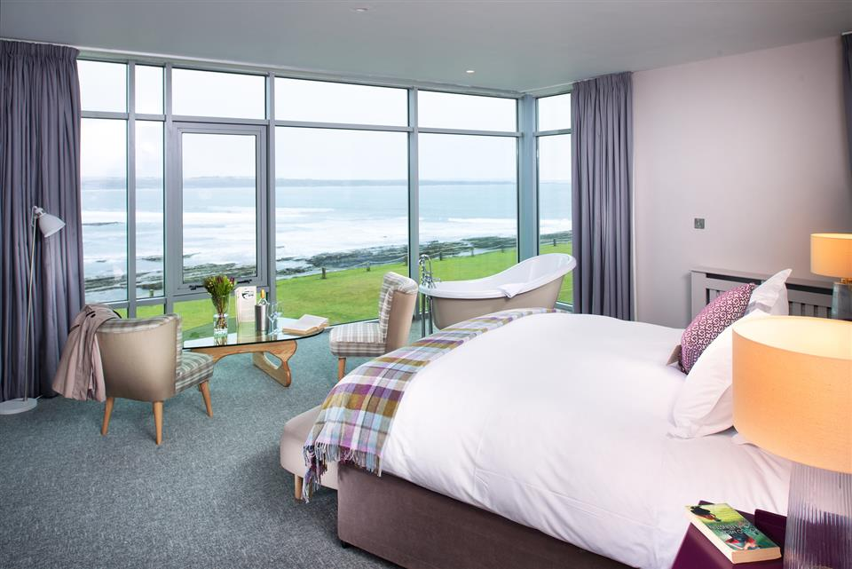 Armada Hotel Seascape Suite
