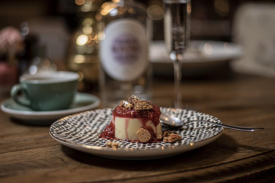 The Vault Hotel Dessert