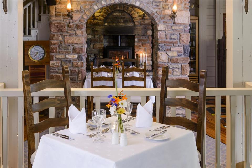 Meadowlands Hotel restaurant