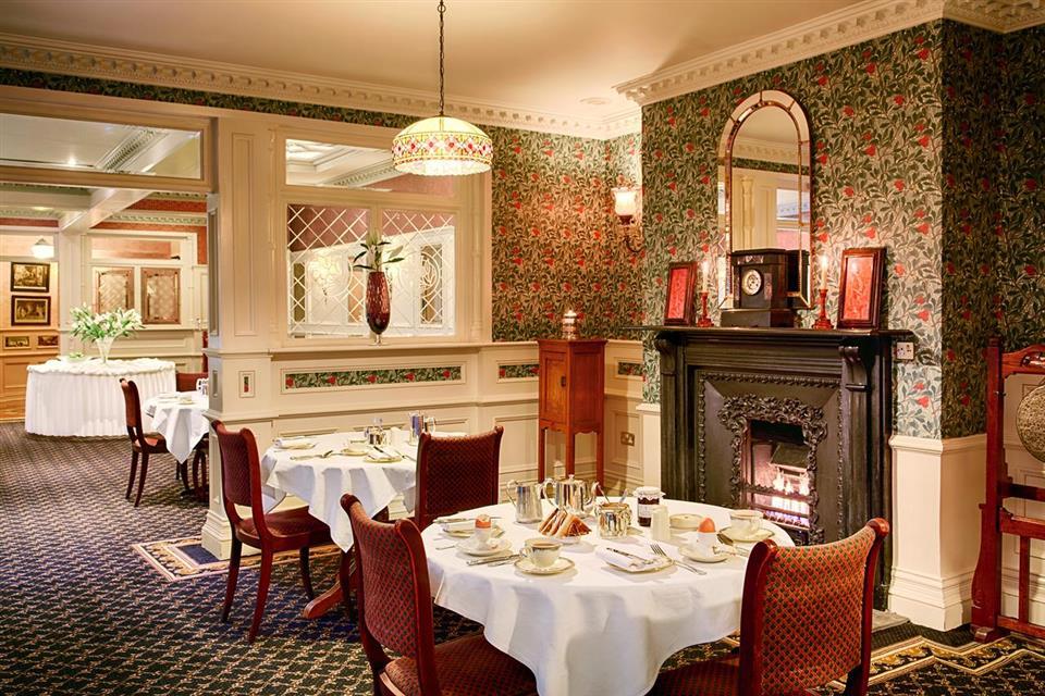 Arbutus Hotel restaurant