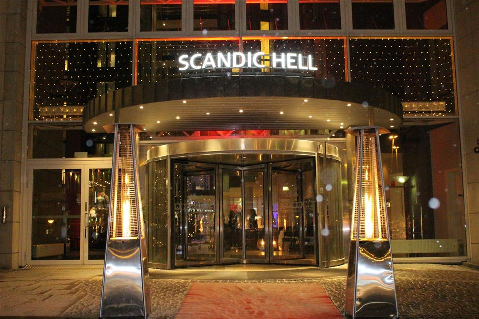 Scandic Hell Hotel Entré