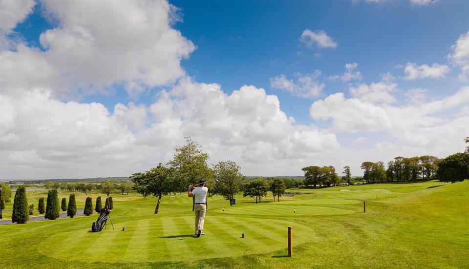 Glenlo Abbey Hotel Golf
