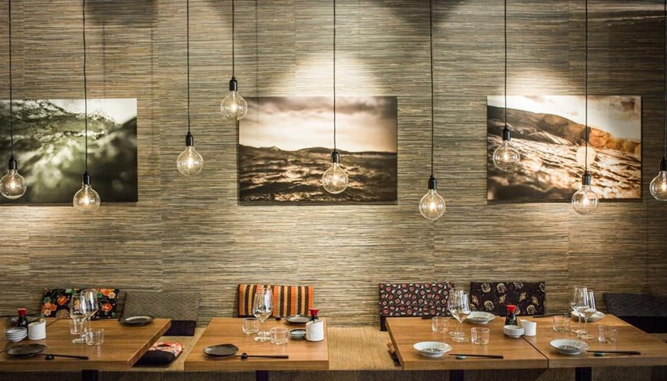 Varbergs Stadshotell & Asia Spa Restaurang NAMI