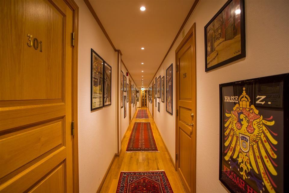Hotell Gästis Hall