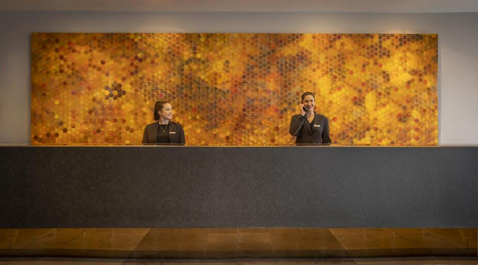 The Spencer Hotel Reception