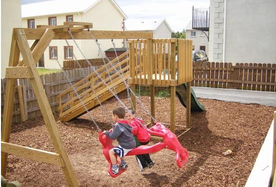Seacliff Holiday Homes playground
