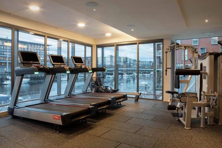 Scandic Hotel Nidelven Gym