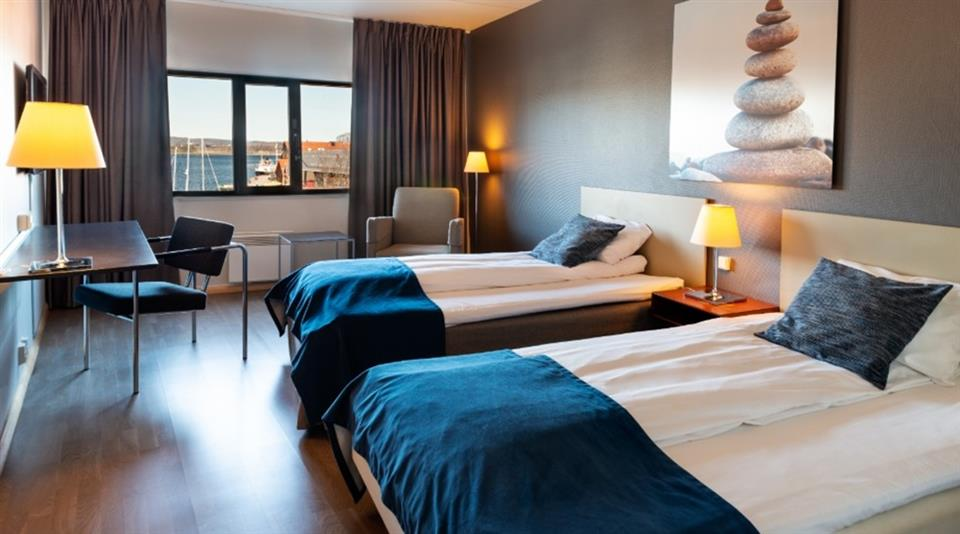 Quality Hotel Tønsberg Twin Room