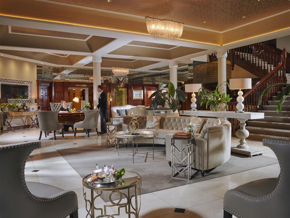 Hayfield Manor Lobby