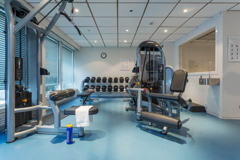 Scandic Ringsaker Gym